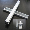 cross frame of suspended ceiling accessories in duilding decoration materials