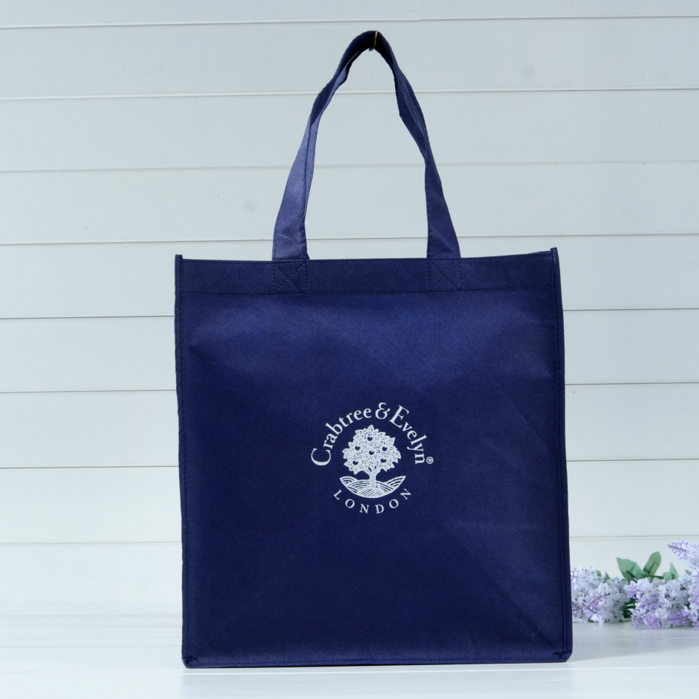 High Quality Custom Non Woven Advertizing Bag Printed Logo Tote Bag