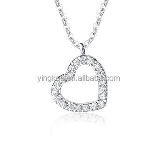 Popular jewelry wholesale china hard-weanecklace tungsten carbide necklaces
