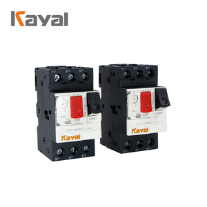 3 pole Motor protection circuit breaker 3P GV2 MPCB