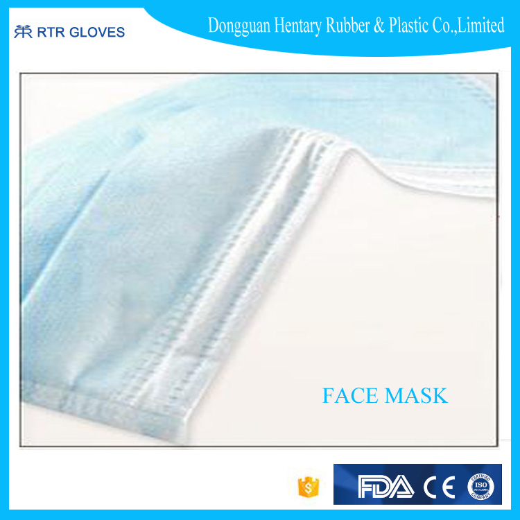Professional active carbon 4 ply face mask OEM