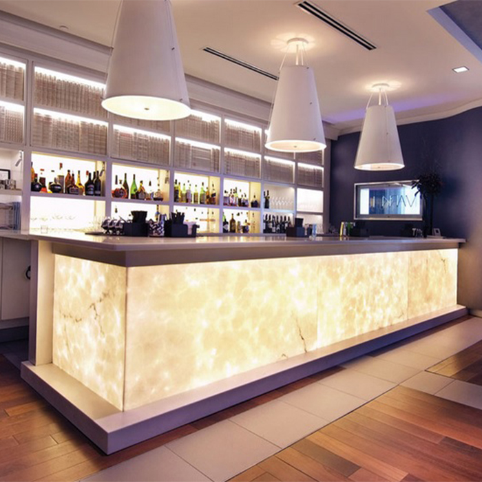 Modern Design Style Restaurant Bar