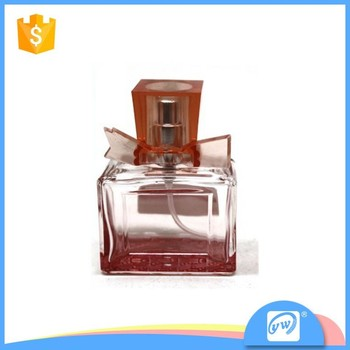 A2652 25ml Design Your Own Perfume Bottle Graduated Cube Glass