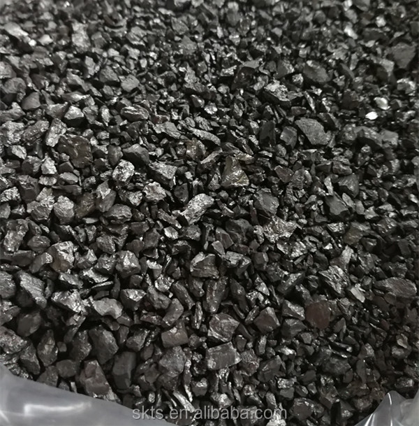 85% F.C Carbon Additive/Carbon Riser/Calcined Anthracite Coal Specifications For steelmaking industry