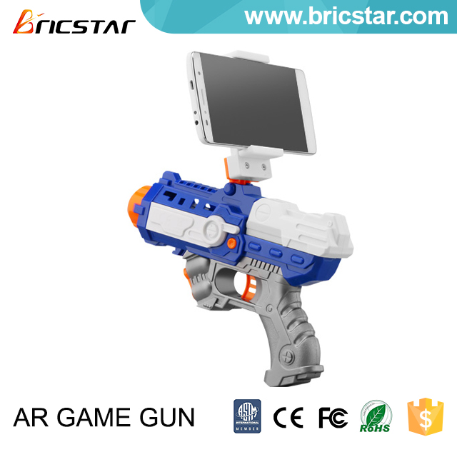 Open the new mode playing bluetooth game gun controller, smartphone gun of happier sport