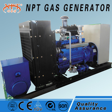50kw biogas powered electric generator with CE
