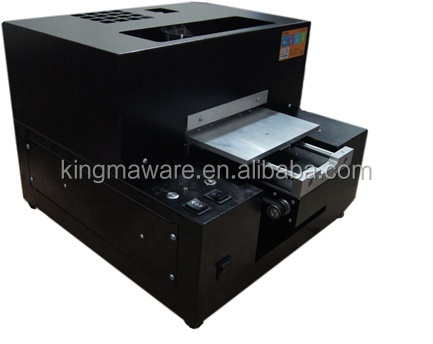 A4 size economical digital phone case printer printing machine led uv 3d printer for mobile cell phone cover