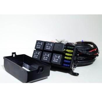 Auto Parts 12v Car Led Lights Rocker Switch Rocker Panel For Jeep Wrangler  - Buy Car Panel,Light Switch Touch Panel,Flexible Led Light Panel Product