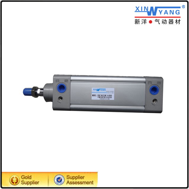 Festo Cylinders Pneumatic Standard ISO 6431 DNC Series festo Double Acting aluminum Pneumatic air cylinders