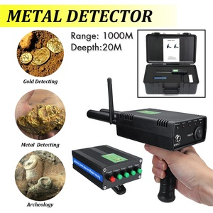 Professional Gold Detector Long Range Deep Search Metal Detector, AKS high sensitivity Cooper/Gold/Silver/Diamond detector