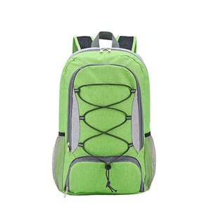 Woman Lightweight Newest Easy Polyester Folding Waterproof Foldable Nylon Backpack