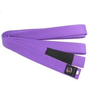 Colourful BJJ belts