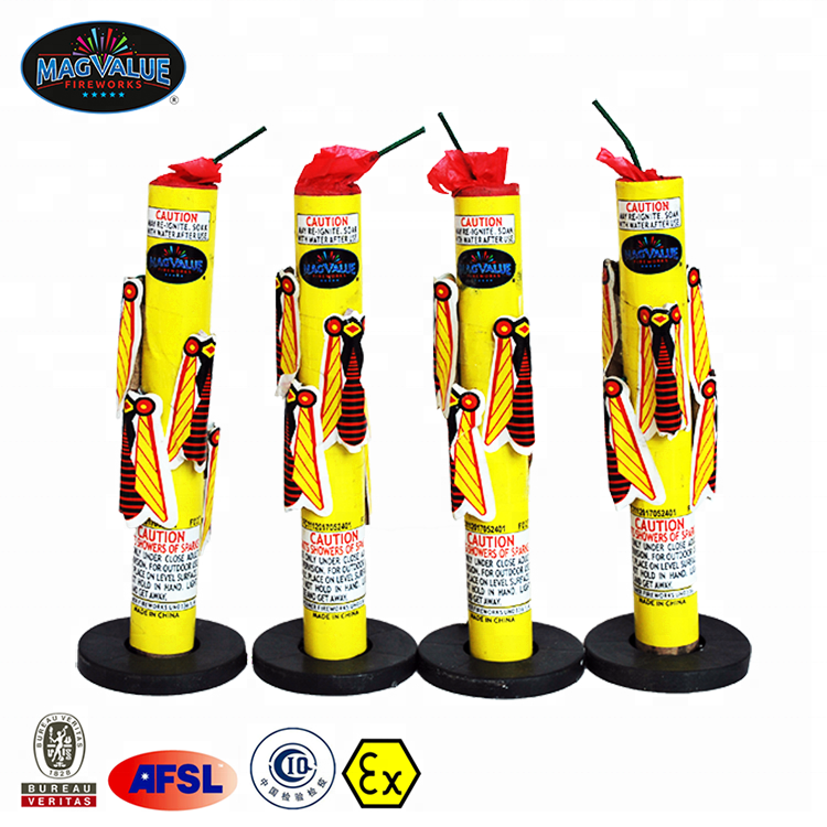4 pc Killer Bees Buy Wholesale Direct Pyro From China Factory Online Fountain Fireworks