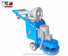 portable planetary concrete grinder/floor polisher