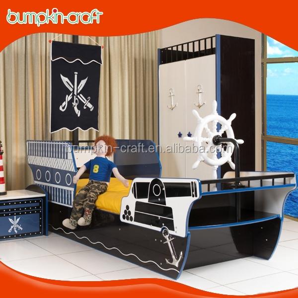 hochwertigem mdf ma geschneiderte kinder piratenschiff bett kinderbett produkt id 60283416795. Black Bedroom Furniture Sets. Home Design Ideas