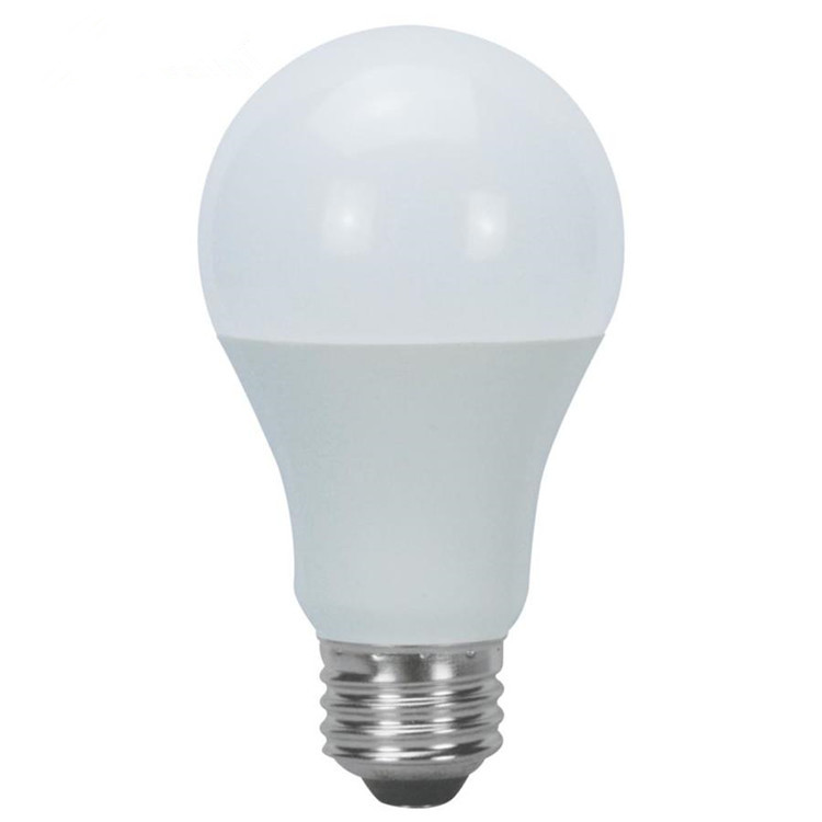2019 hot sale China factory fast delivery in stock low MOQ A60 A-series model e27 led light bulb, led bulb lighting