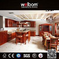 Best Selling Kitchen Cream Maple Glazed Cabinets