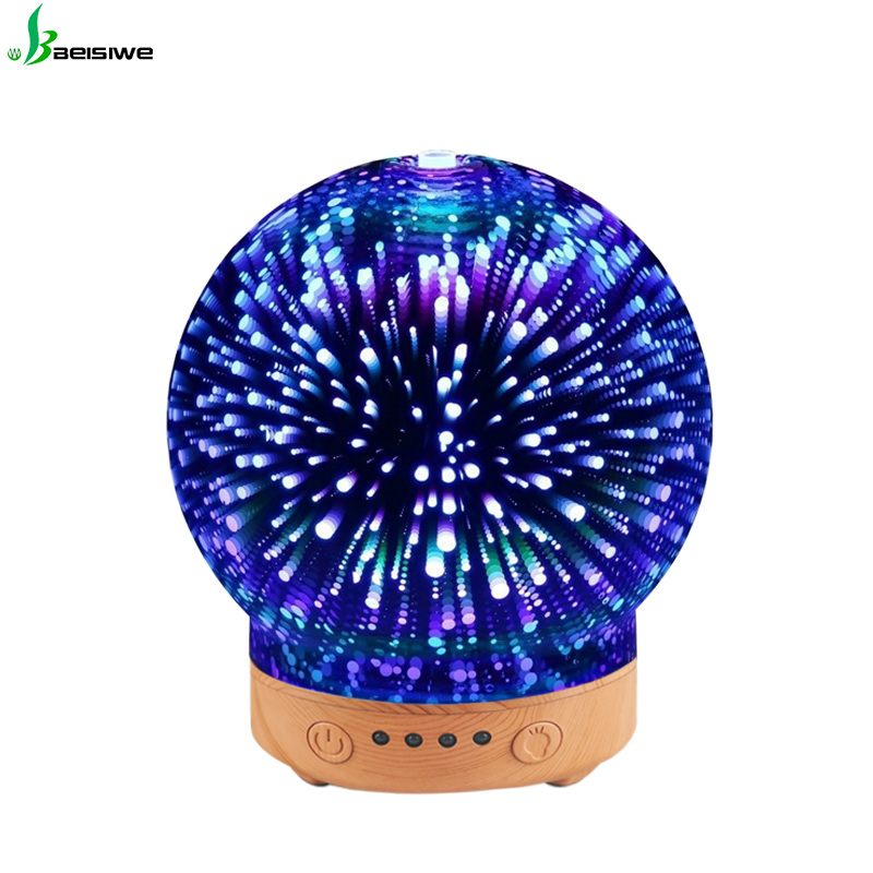factory smart led light fantasy aromatherapy classic ultrasonic personal oxygen anion humidifier parts