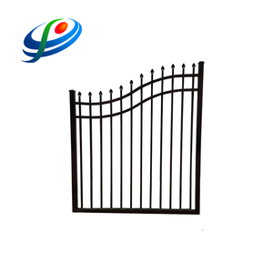 Gates and steel fence design / steel door designs / wrought iron gate