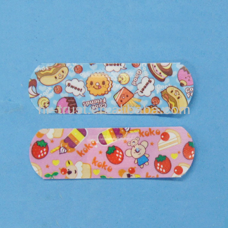 customized surgical printed band aids