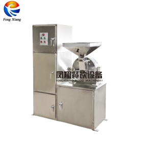 Automatic Small Corn Maize Wheat Flour Milling Grinding Machine