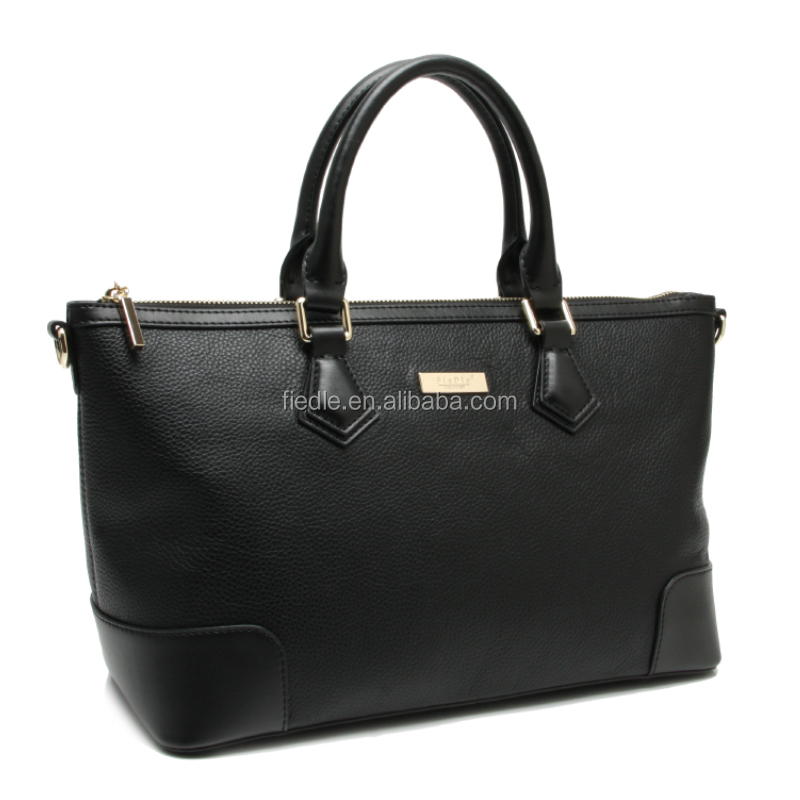 408841ae75 Designer black womens overnight bag ladies weekend bag large leather  handbags from china supplier