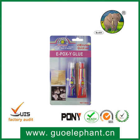 Low price 2 parts quick epoxy ab glue