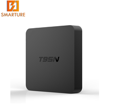 4K @ 60FPS TV Box S905x 64bit Android 6,0 <span class=keywords><strong>OS</strong></span> 17,3 android game player Amlogic s905 Android tv caja de t95n