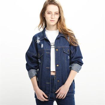 S7018 Custom Women Denim Jacket Short Sleeve Slim Fit Jean Jacket - Buy  Denim Jackets,Women Autumn Slim Denim Jackets,Custom Denim Jacket 2016  Product