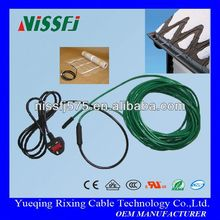 Blanket heating cable excellent quality can as your request spec.