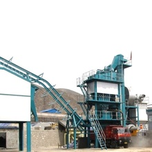 Global Road Engineering Famous Brand 80tph hot mix asphalt plant price