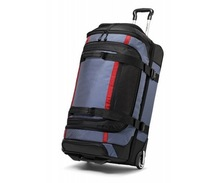 Large capacity trendy man trolley travel bags rolling garment luggage bag with wheels