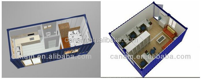 CANAM-environmental control prefabricated houses cambodia