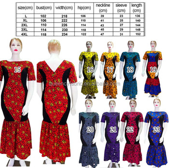 47b8ca2945bc3 Queency African Clothes Holland Clothes Designs Fashion Print Silk Women  Dresses