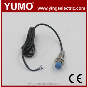 M18 Cylinder inductive proximity switch LJ18A3-8-Z/EX sensing range 8mm non flush 2wire system NO 6-36VDC