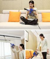 700w portable floor vacuum cleaner electric motor 3-in-1 handheld vacuum cleaner