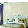 Factory Newest 3d home interior wallpaper 500g Deep Embossed PVC 3D decorative Wallpaper