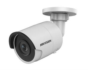 DS-2CD2083G0-I Hikvision 8mp Smart IP Camera support Face Detection Recognition