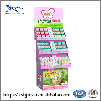 Professional Supplier Sale With Factory Price Perfume Rack Jewelry Display Cases Shelf