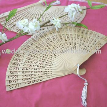 Wedding Souvenir Fan