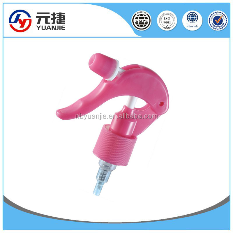 plastic PP long hand hold mist nozzle trigger sprayer