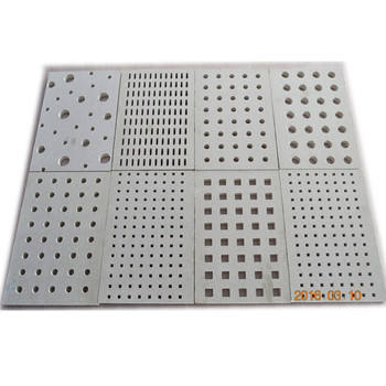 Borderless Perforation Gypsum Board For Shopping Mall Project - Buy  Acoustic Ceiling Gypsum Panel,Perforated Gypsum Board,Perforated Gypsum  Board