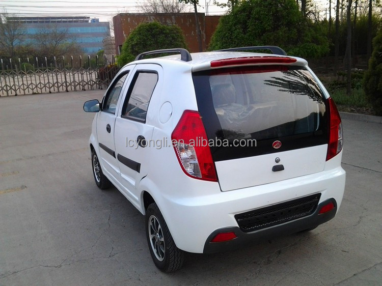 2014 cheap smart 4 seat mini smart electric sport suv 20kw