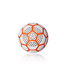 Football Bluetooth Speaker Music Playing 360 Degree Subwoofer Build in Battery