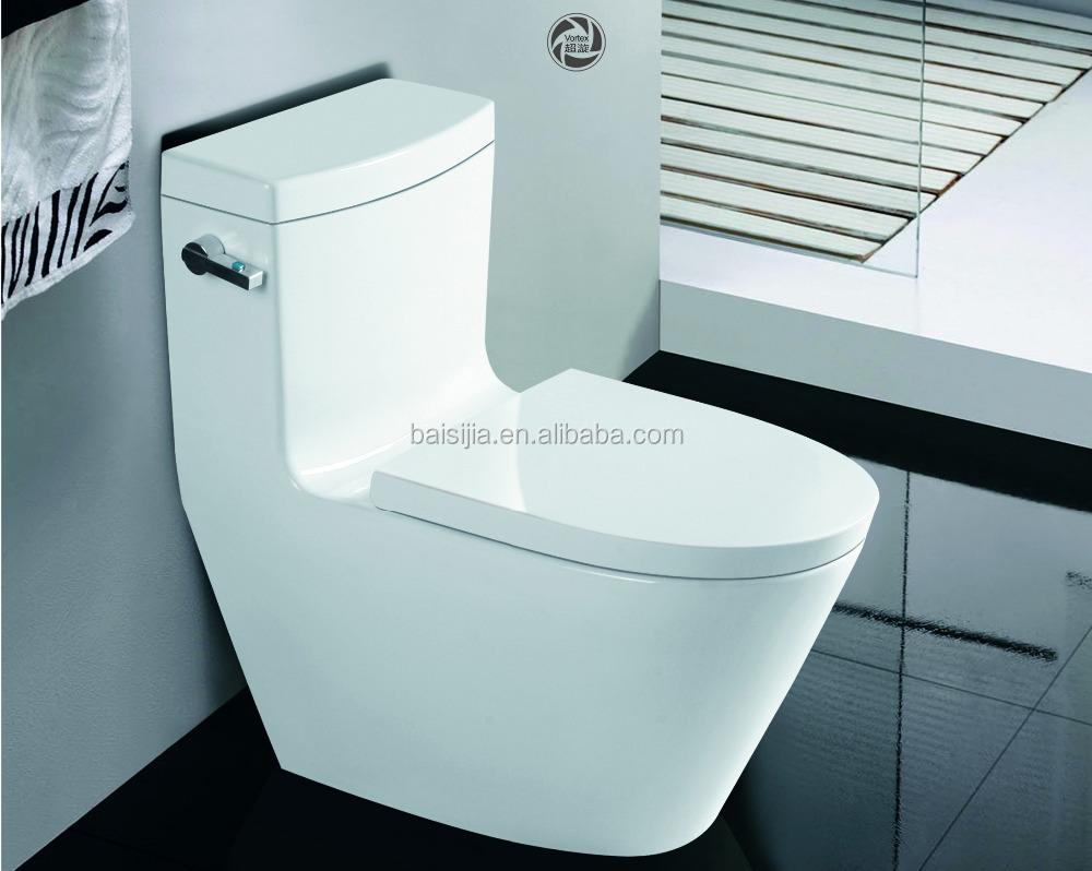 Toto Design Bathroom Ceramic Siphonic One Piece Toilet/toilet Bowl ...