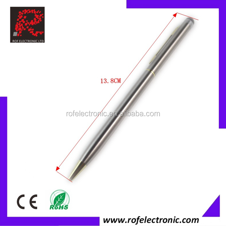 Pen Manufacturers Promotional Items China Custom Metal Stylus Screen Touch Crystal Filled metal Pen