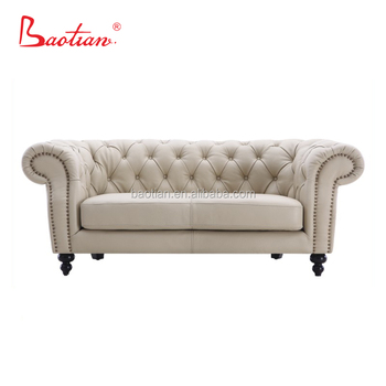 Modern Office Furniture Fabric Chesterfield Sofa Buy