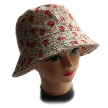 <span class=keywords><strong>Di</strong></span> <span class=keywords><strong>modo</strong></span> Della Signora Stampa Floreale Donne Bucket Hat Commercio All'ingrosso Della <span class=keywords><strong>Cina</strong></span>