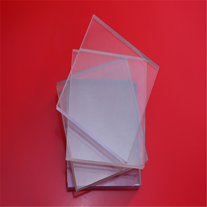 100% Virgin Material Clear Lexan Polycarbonate Sheet 4mm PC Board