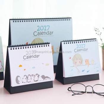 Custom Small Unique Desk Calendar Designs Arabic Islamic Calendar